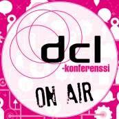 Digital Competence and Learning 2013 -konferenssi muuntui DCL On Air - Lupa onnistua verkossa -webinaarisarjaksi!   #dcl2013