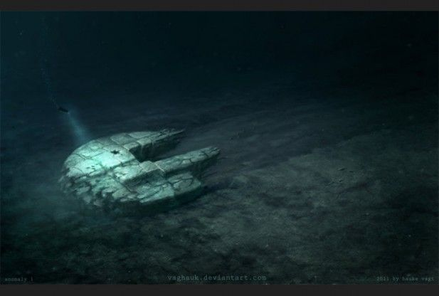 Could the Swedes have found a UFO at the bottom of the ocean?