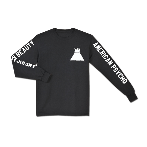 9629e7eba Beauty Psycho Long Sleeve | clothes in 2019 | Fall out boy shirts ...