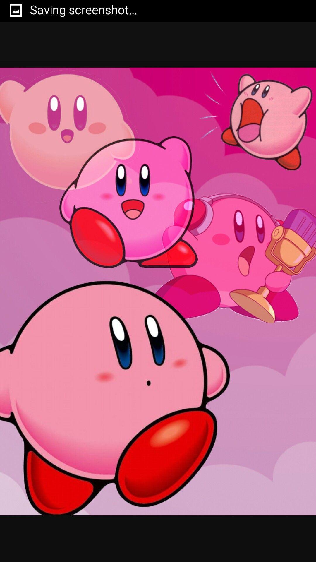 Kirby HD Wallpaper Kirby, Cute wallpapers, Nintendo pokemon