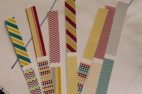 DIY paper tape