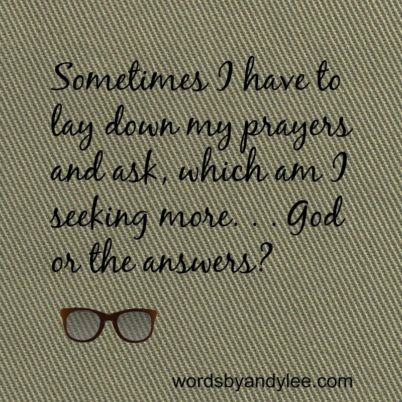 When God Seems Absent Or Missing The Parable Of The Car Keys My Prayer God Faith Quotes