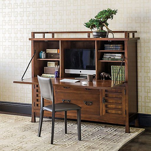 Buy Maria Yee Shinto Office Armoire, Full Size Online At Gumpu0027s