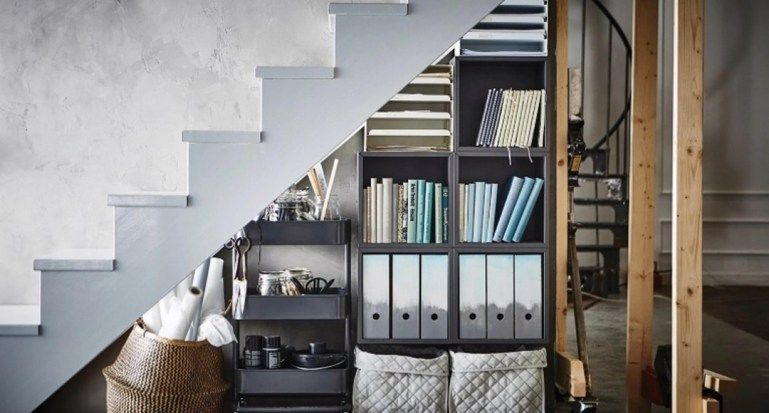 7 Stylish Room Ideas And With Space Saving Storage In 2020 Ikea