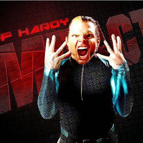 WWE Jeff Hardy HD Wallpaper