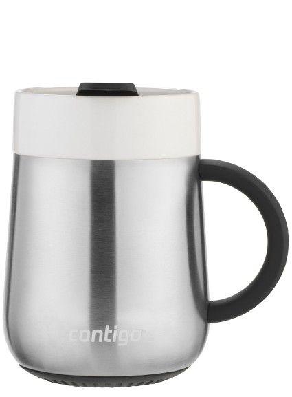 2ab7cadbeae Anna Insulated Ceramic Stainless Steel Coffee Mug | 14oz | Contigo ...