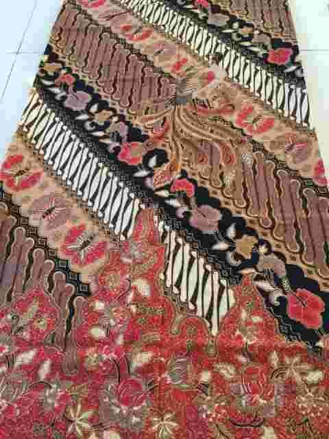Batik unik dari bahan katun Pulaubatik jual aneka motif kain