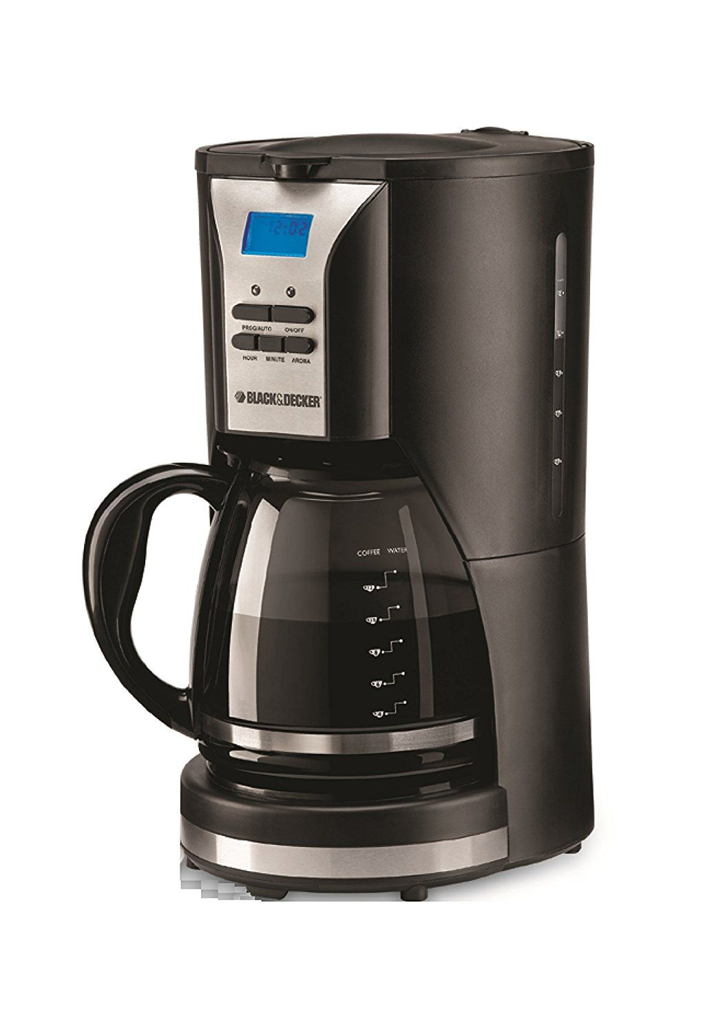 Black And Decker Dcm90 1000w 12 Cup Coffee Maker Non Usa Compliant Black More Infor At The Link Of Image Coffee Ma Coffee Maker Black Decker Coffee