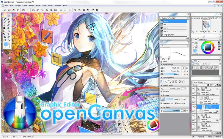 5 Free Manga Drawing Software Manga Tuts Drawing Software Manga Drawing Free Manga