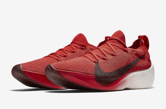 Release Date: Nike Vapor Street Flyknit University Red • KicksOnFire.com