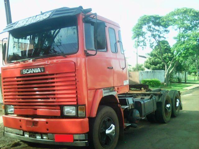 Scania Lk 111 Caminhoes Carretas Caminhao Scania Caminhoes