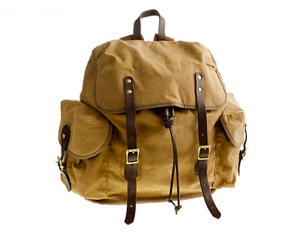 J Crew Abingdon Backpack, $138