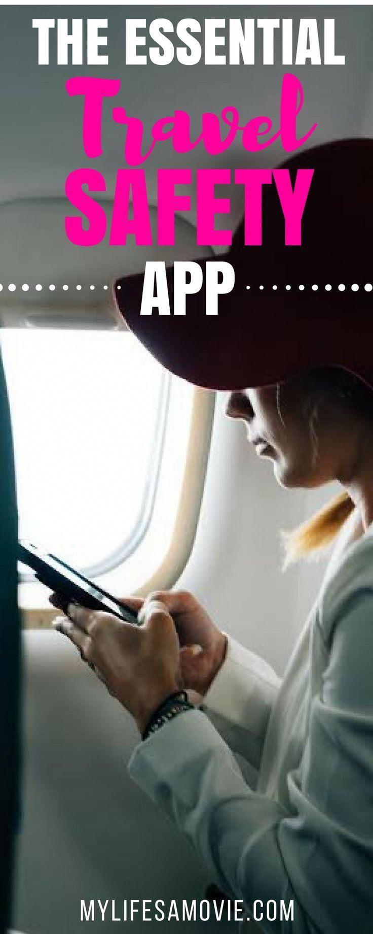 This TravelSmart App Has All Your Safety Essentials in