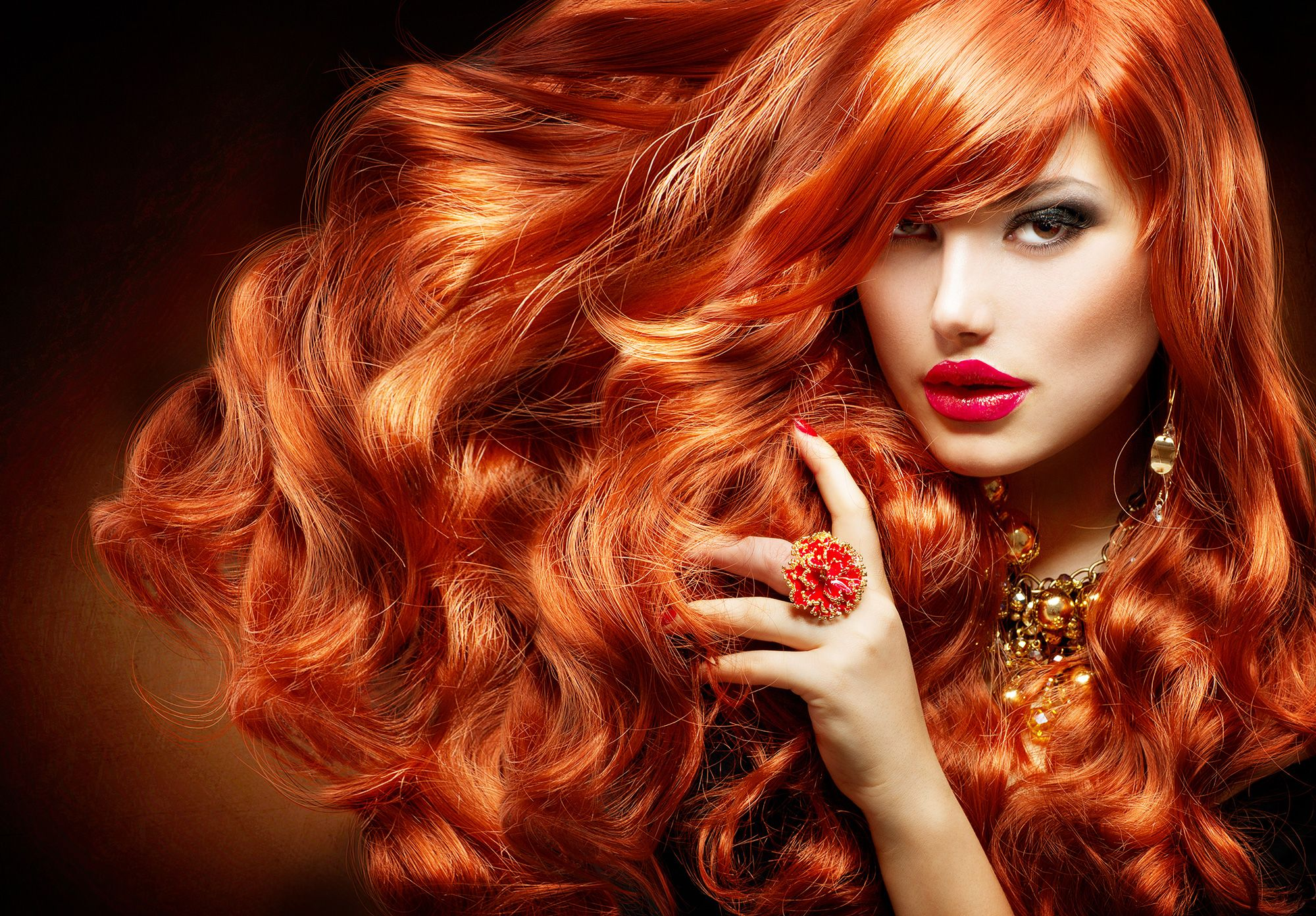 Fotolia 57663589 Subscription Monthly Xxl Jpg 2000 1392 Cheveux Boucles Rouges Couleur Cheveux Rouge Couleur Cheveux