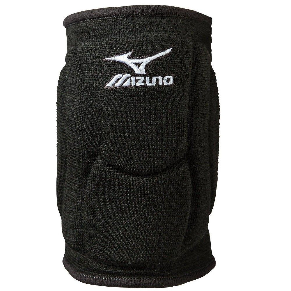 Mizuno Volleyball Accessories Sl2 Kneepad 480175 Size Medium Black 9090 Volleyball Knee Pads Volleyball Mens Running Tights