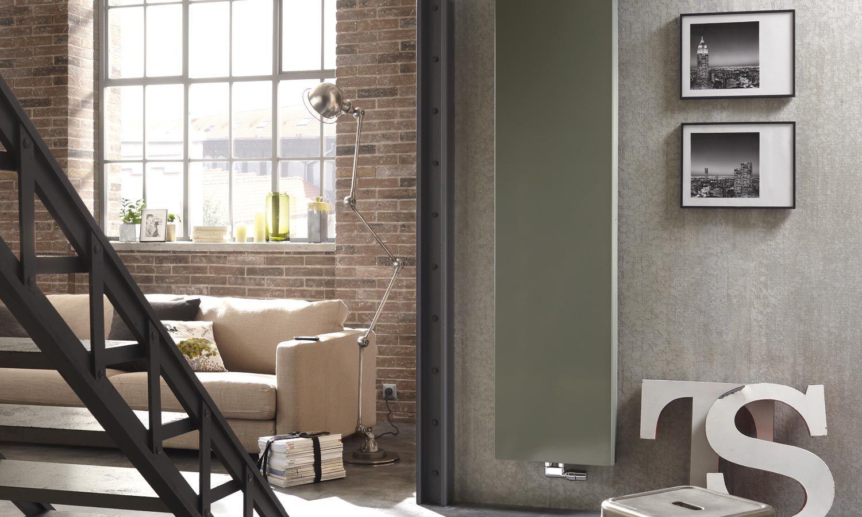 radiateur chauffage moderne et design plan vertical de. Black Bedroom Furniture Sets. Home Design Ideas