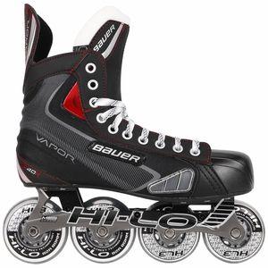 Bauer Vapor X40r Sr Inline Hockey Skates Roller Hockey Skates Inline Skating Inline Hockey