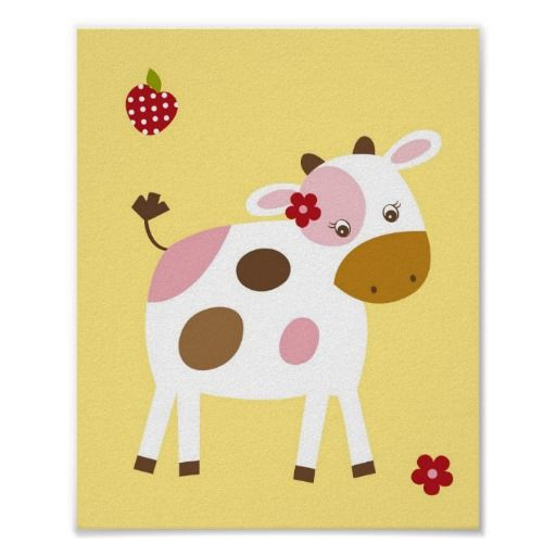 Abby\'s Farm Farm Animal Nursery Wall Art Print | Nursery Wall Art ...