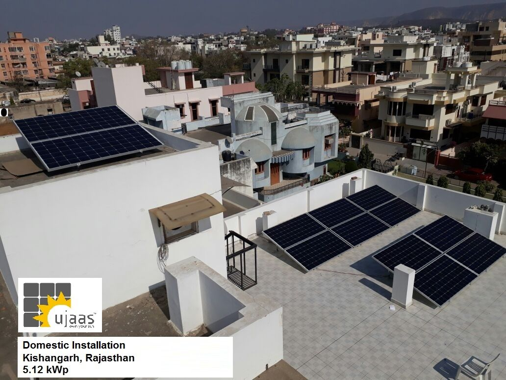 Solar rooftop system is a package product comprising residential ...