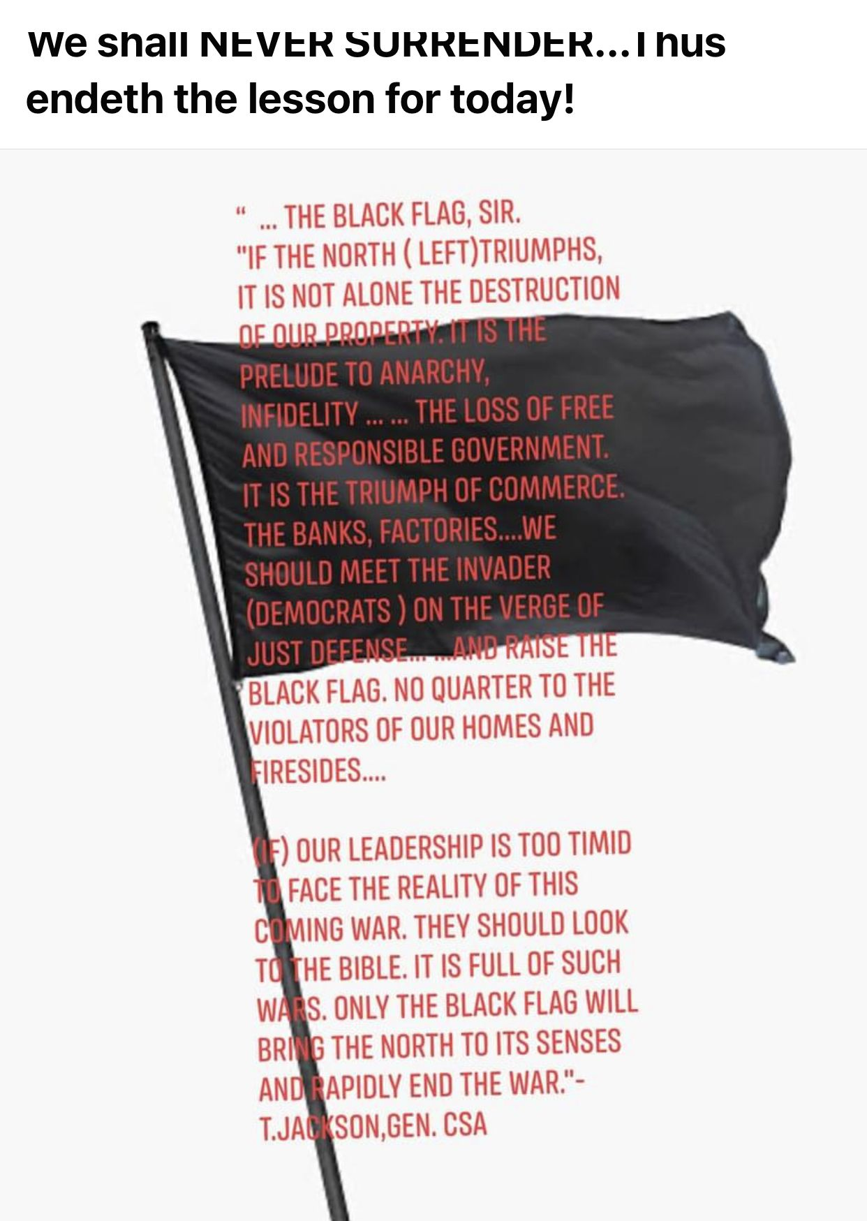 Pin By Macgregor Tactical Llc On Freedom In 2021 No Response Lesson Black Flag