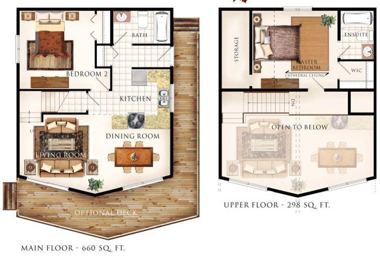 5 2 plano de casa primer piso segundo piso plano de casa for Planos de casas para construir gratis