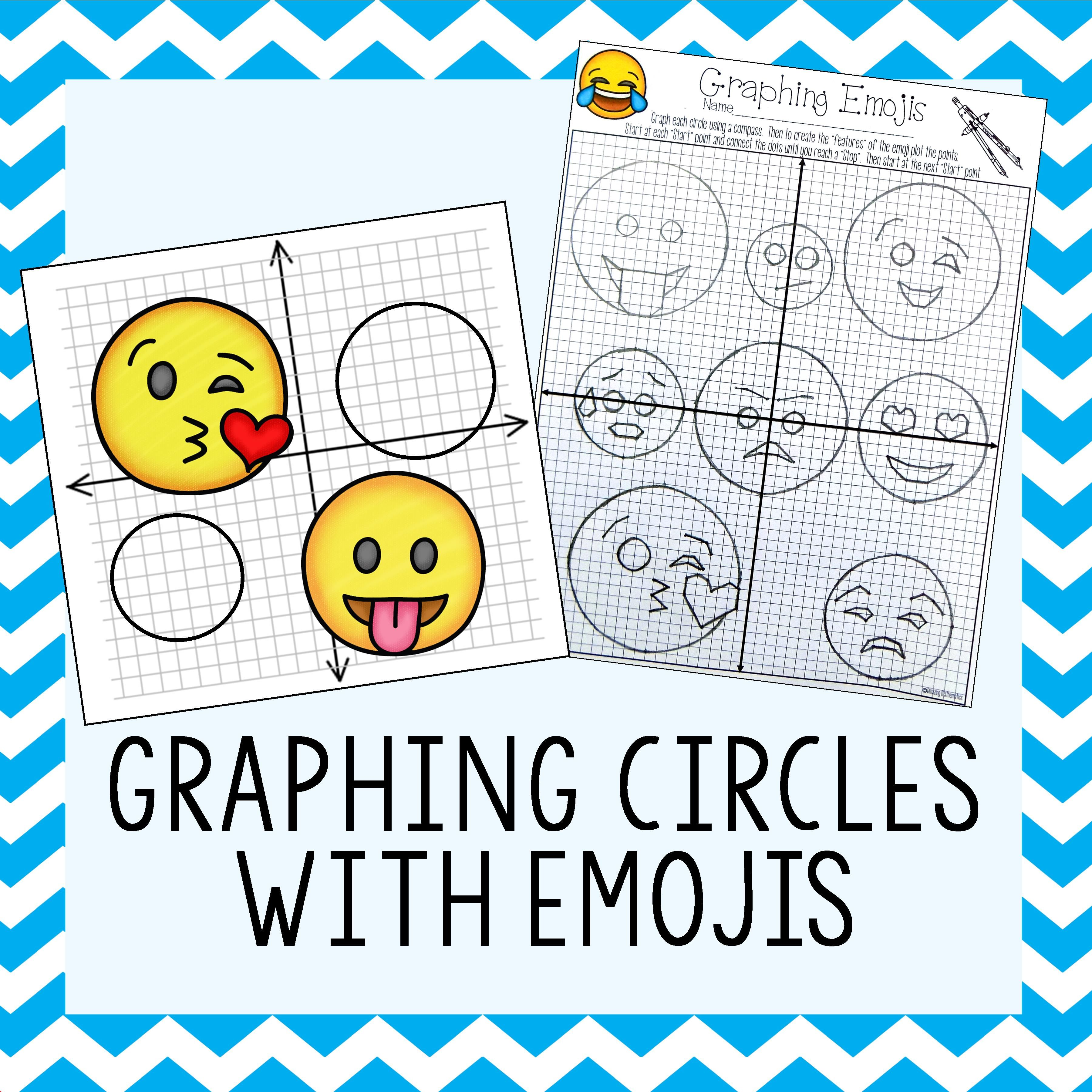 Equations Of Circles Activity