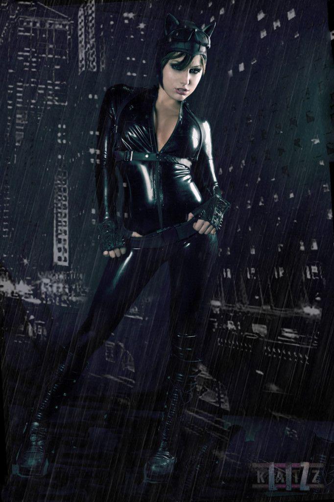 Catwoman liz katz sexy cosplayers