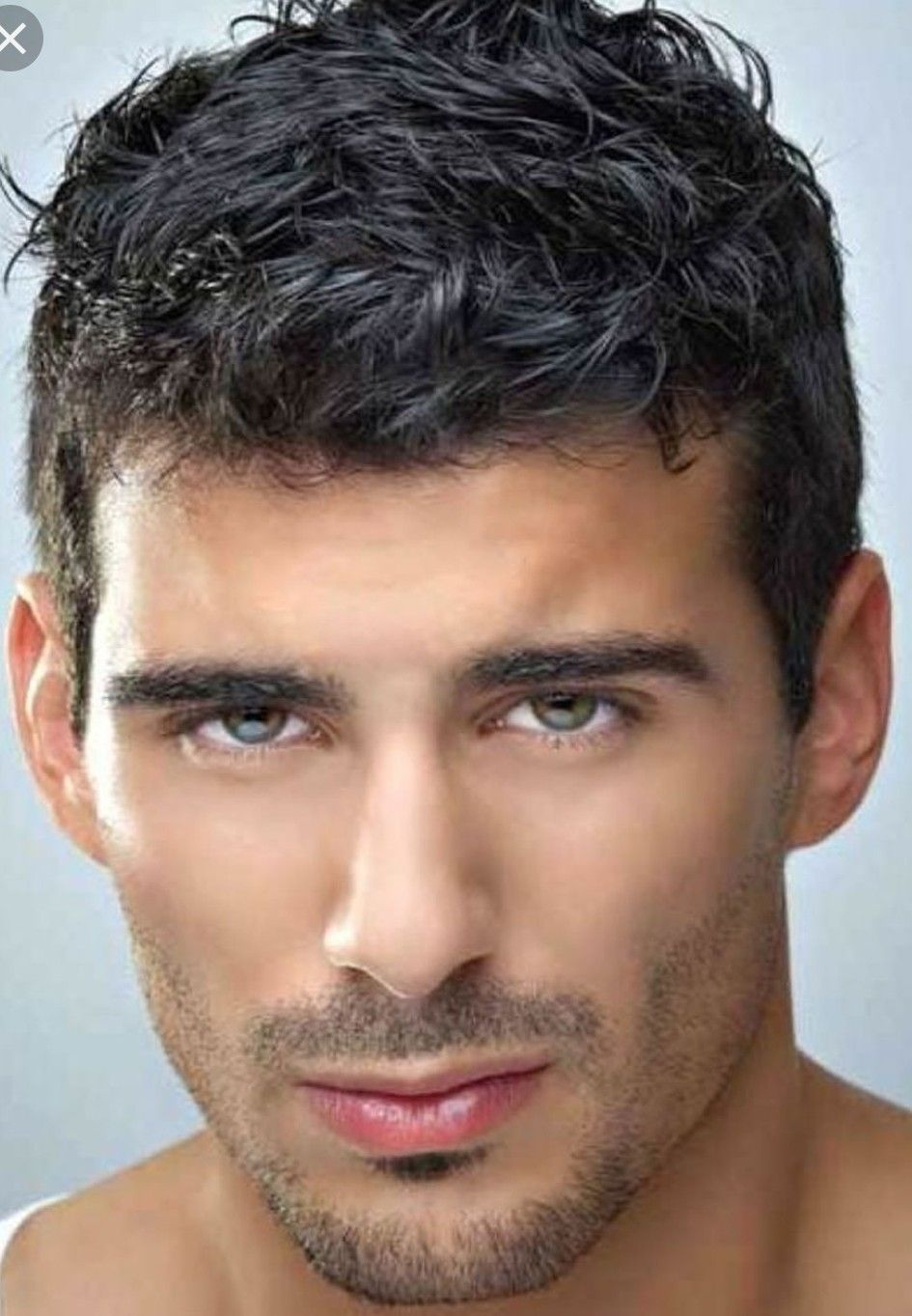 Pin By Alda Maria On Cabelos Mens Hairstyles Curly Thick Curly Hair Thick Hair Styles