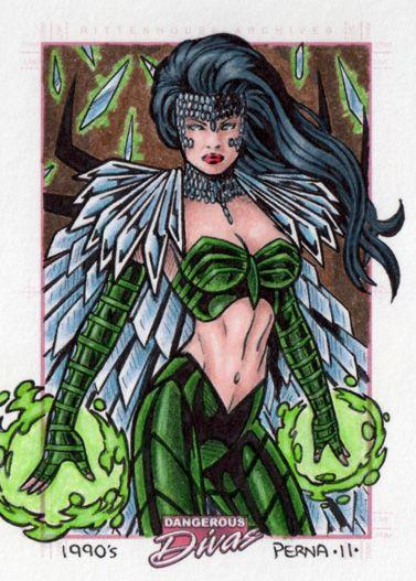Zaladane Dangerous Divas By Tonyperna On Deviantart Marvel Halloween Costumes Marvel Marvel Costumes
