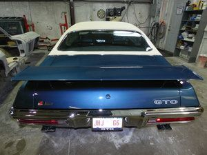 Pin by Texoma Classics on 1970 Pontiac GTO - Finished Project
