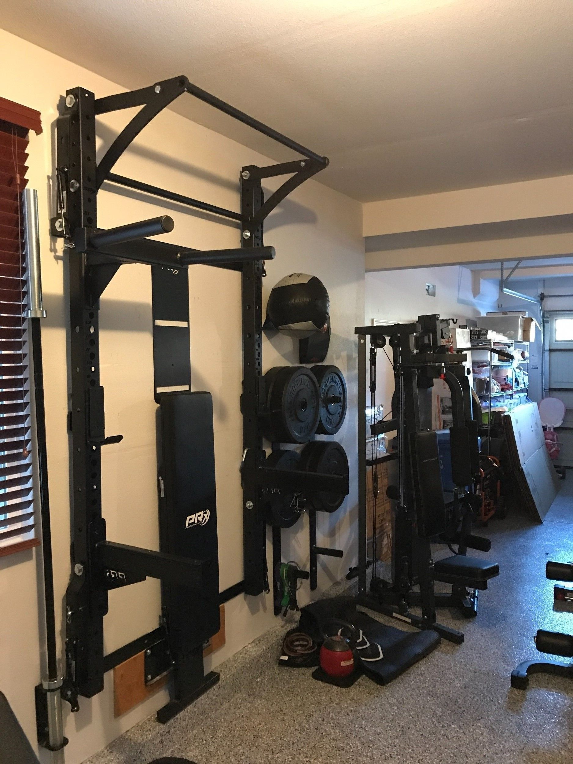 Men S Profile Pro Package Complete Home Gym Best Home Gym