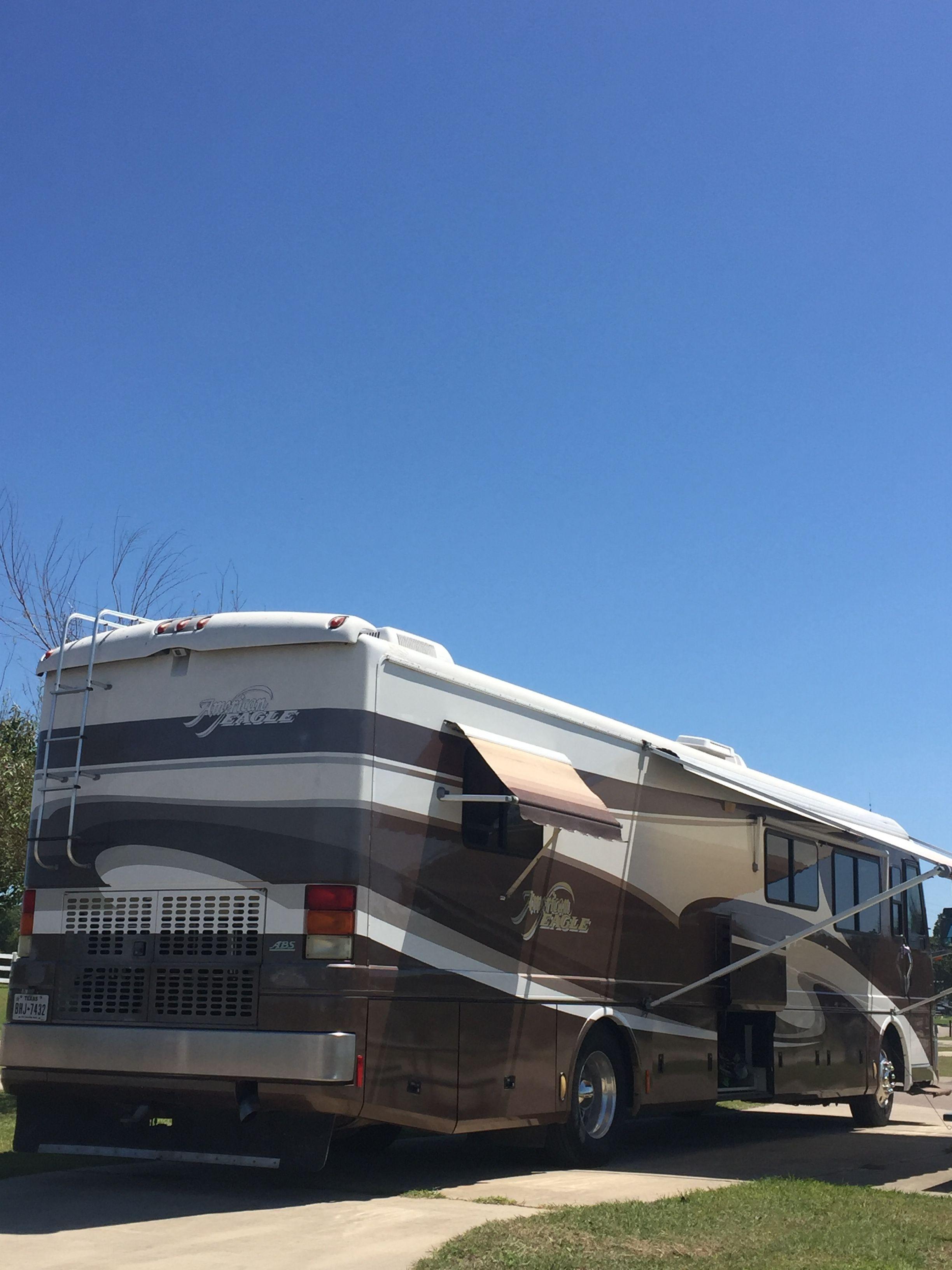 American Eagle Bjl Travel Fun Cool Campers Outdoor Fun