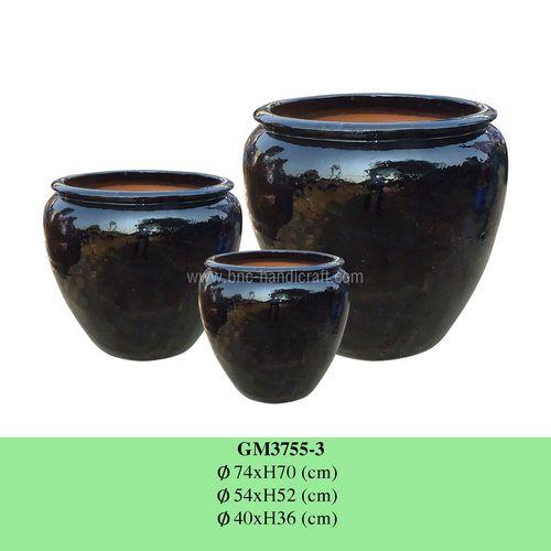 Pin On Glazed Ceramic Planter