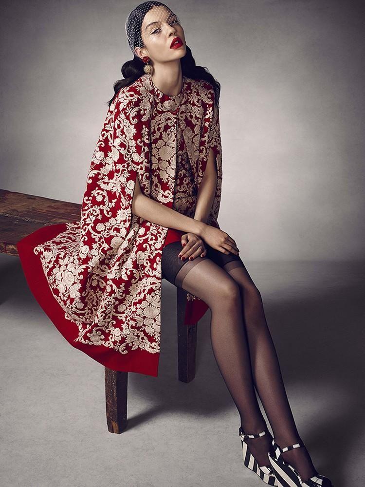 Vogue Latino America The Sicilian Master