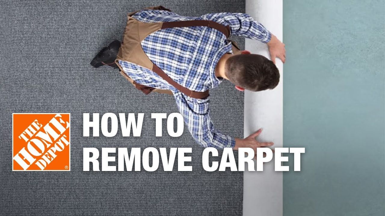 How to Remove Carpet DIY Carpet Removal Removing