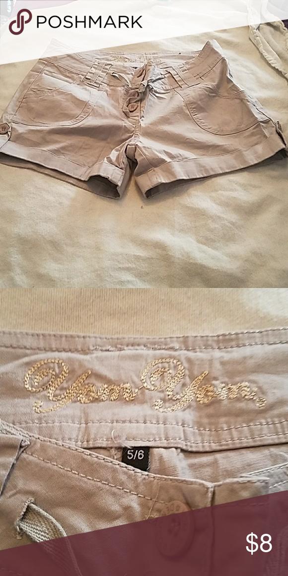 Shorts Yom Yom khaki shorts size 5/6 Shorts