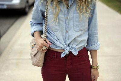 88630771770f burgundy jeans