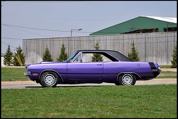 My first car was a 1973 Dart Metallic Blue  Would have loved this