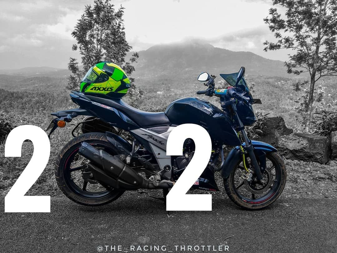 20 20 Rtr Tvs Apache Tvsracing Bikelife Moto