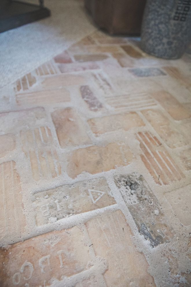 Chicago Brick Recycled French Home Interiors Floors In
