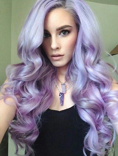 All I Ever Really Wanted Was Pastel Hair And At Times