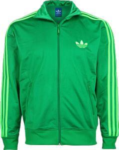 reserva Papúa Nueva Guinea Perth Blackborough  Adidas Firebird TT jacket green | Adidas, Jacken