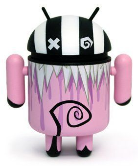 Android Mini Collectible Series 02 Rupture 1/16 Ratio Vinyl Toy Robot Figure Promo Offer - http://androidminicollectible.net/android-mini-collectible-series-02-rupture-116-ratio-vinyl-toy-robot-figure-promo-offer/