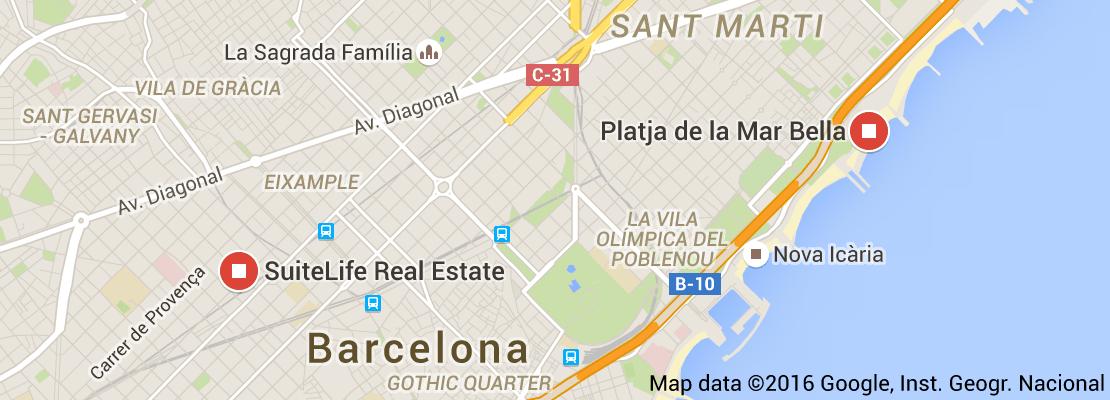 Map Of Barcelona Nude Beach  Barcelona, Spain  Pinterest -5678