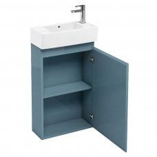 Compact 250 Floor Standing, And Basin - 8150