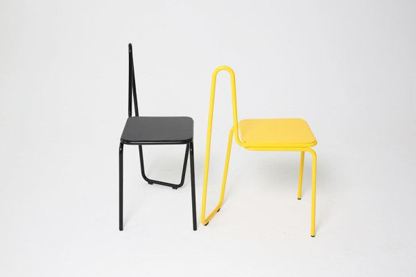 A Chair Inspired By A Line Drawing From Picasso Chair Graphic Chair Outdoor Chaise Lounge Chair