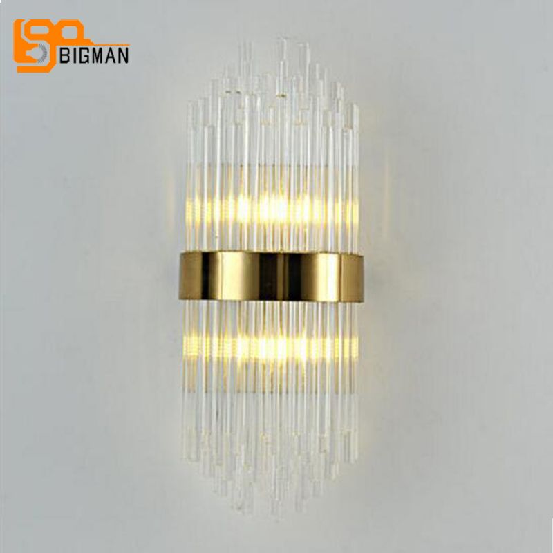 Find More Led Indoor Wall Lamps Information About New Design Glass