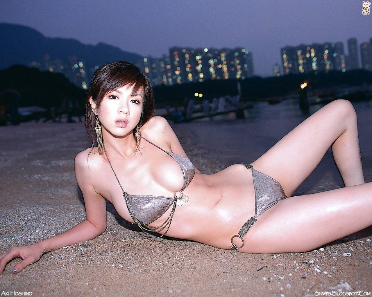 aki hoshino - #bikini | swimwear - sexy | pinterest