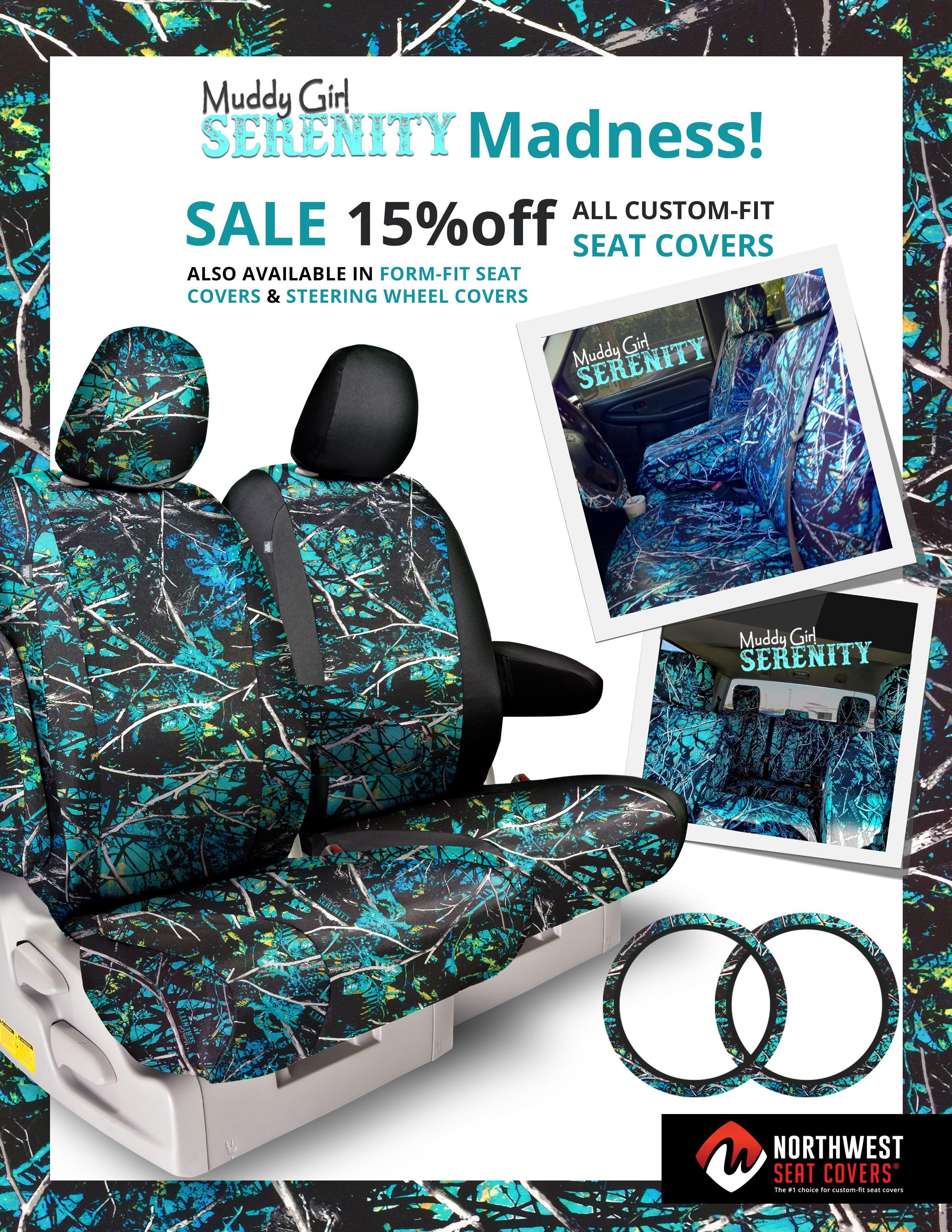 Moonshine Camo Seat Covers Custom Seat Covers Camo Seat Covers Muddy Girl Muddy Girl Seat Covers