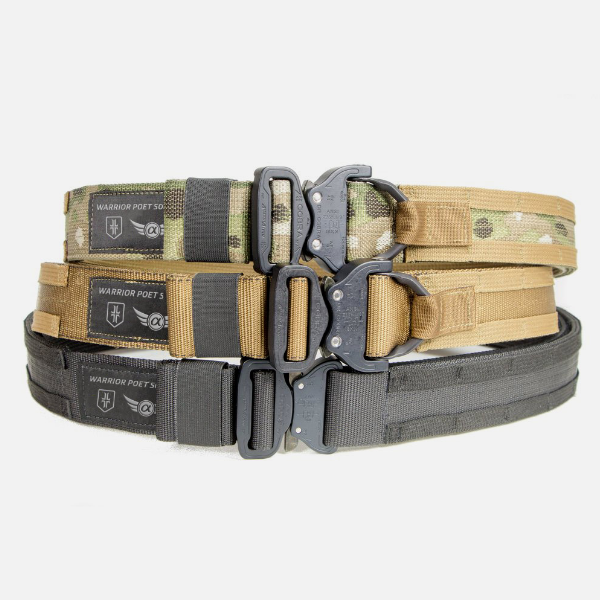 Molle Double Belt Rig Riggers Belt War Belt Tactical Belt